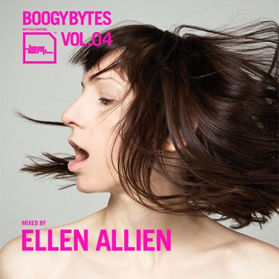 Boogybytes Vol. 4 Mixed by EllenAllien
